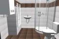 EURO HOME MUTĚNICE - vizualizace koupelny
